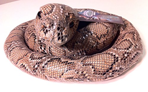 Harry Potter Voldemort Pet Snake Nagini Talking Plush Puppet