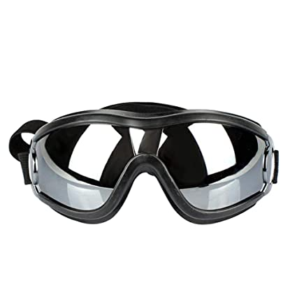 Hamkaw Gafas de Sol para Perros con Protección UV, Gafas de ...