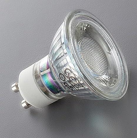 5W 85-265V GU10 Weiss Schein LED-Licht Lampe Birne Energieeinsparung M5A4 1X