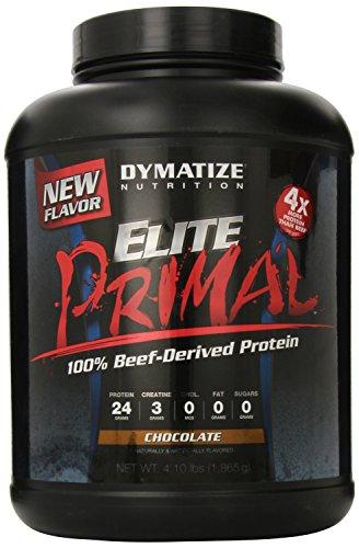 Dymatize Elite Primal Diet supplément, chocolat, 4,1 Pound