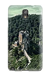 Rosemary M. Carollo's Shop Best 7265843K43545027 Hot Style Protective Case Cover For Galaxynote 3(eltz Castle)