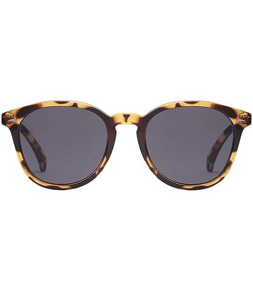 Le Specs gafas de sol de carro Marrón única Talla: Amazon.es ...