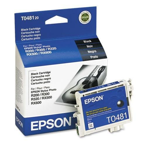 Epson T048120 Quick-Dry Ink, 450 Page-Yi - Quick Dry Inkjet Printer Shopping Results