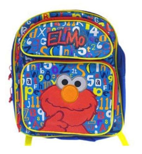 Sesame Street Elmo Medium Backpack