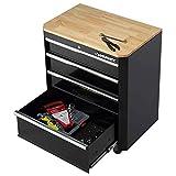 Husky Steel 4-Drawer Garage Base Cabinet