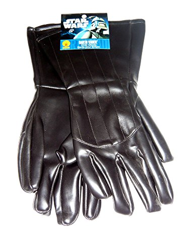 1196 Child Darth Vader Gloves -