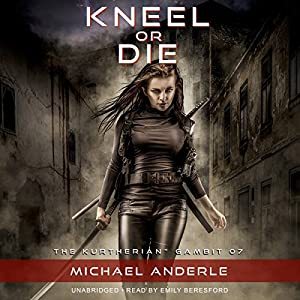Kneel or Die Audiobook