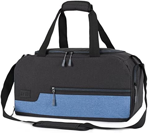 14b94d4a245c Marsbro Water Resistant Polyester Sports Gym Travel Weekender Duffel Bag