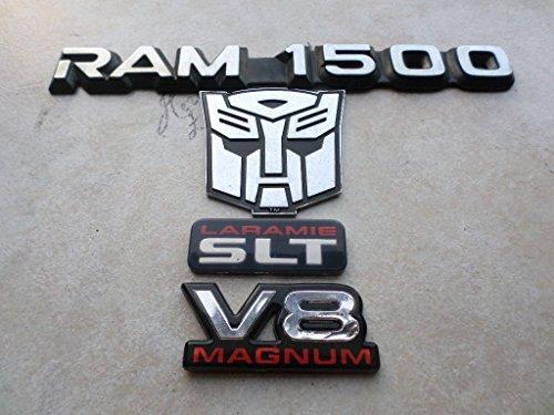 v8 magnum emblem dodge - 3