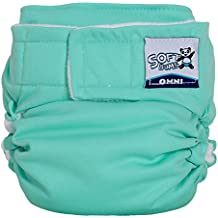 SoftBums Omni Shell with Hook and Loop, Puddle