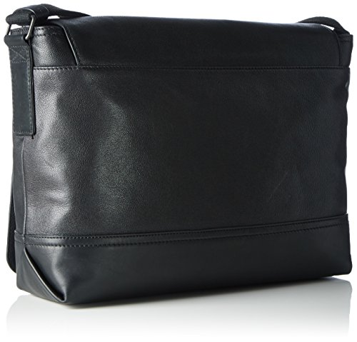 BOSS Orange Herren Streetline Henkeltasche, Schwarz (Black), 36 x 28 x 12 cm