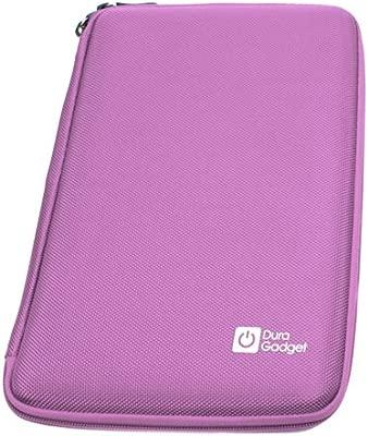 DURAGADGET Funda Rígida Rosa para La Tablet Lenovo Yoga 2 (8