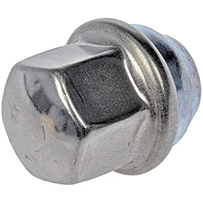 Dorman 611-331 M14-1.50 Capped Wheel Nut, Pack of 10: Automotive