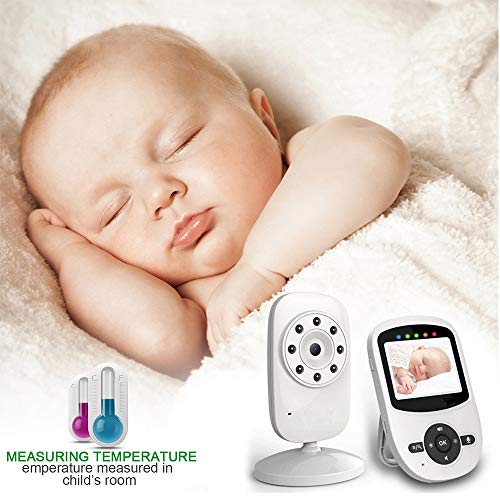 Luxnwatts Video Baby Monitor with Camera