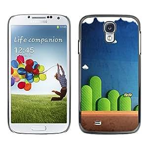 Stuss Case / Funda Carcasa protectora - MARIO JUEGO - Samsung Galaxy S4