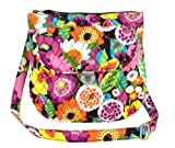 Vera Bradley Saddle Hipster in Va Va Bloom