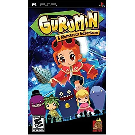 Gurumin: A Monstrous Adventure - Sony PSP