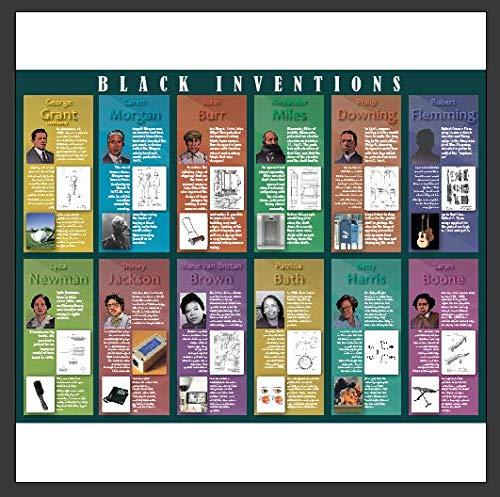 TF8026 Scholastic Teachers Friend Notable African Americans Bulletin Board