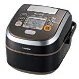 Zojirushi pressure IH rice cooker Iron extremely Hagama 5.5 Go prime Brown NP-WD10-TZ