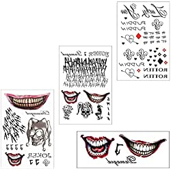 51TX%2BC9bGlL._AC_UL250_SR250,250_ Harley Quinn Tattoos