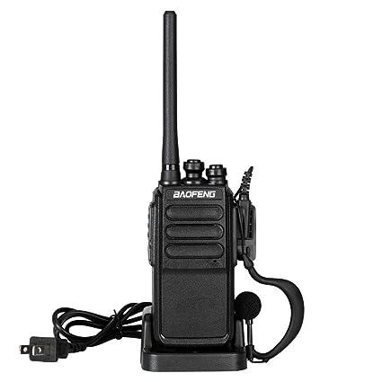BaoFeng DM-V1 DMR 1024CH UHF 400-470MHz VOX SCAN Scrambler CTCSS/DCS Walkie  Talkie Radio