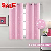 H.VERSAILTEX Night Twinkle Thermal Insulated Blackout...