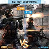 Video Capture Card 1080P 60fps HDMI to USB2.0 UVC