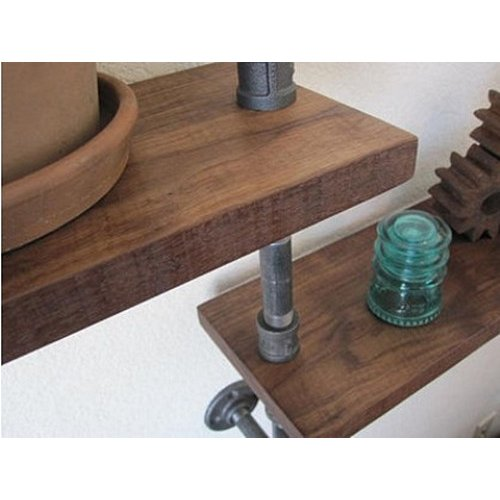 LightInTheBox Loft Innovative Design DIY Book Shelves Retro Style Old Industrial Pipes Shelf Bookcase Shelves-Z29