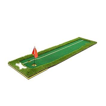 LEI ZE JUN UK- Nuevo Golf Indoor Putting Mat Green Golf ...