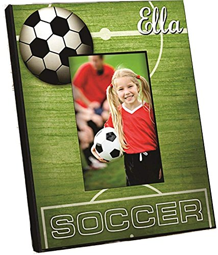 SS PERSONALIZATION Personalized Kids Sports Frames (Soccer) by SS PERSONALIZATION