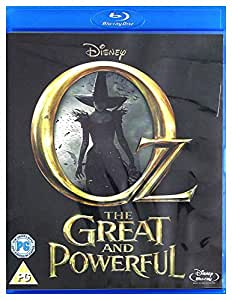 Oz The Great & Powerful BD Retail Sains