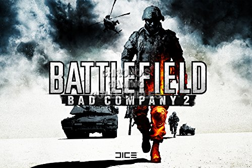 battlefield bad company poster - 1