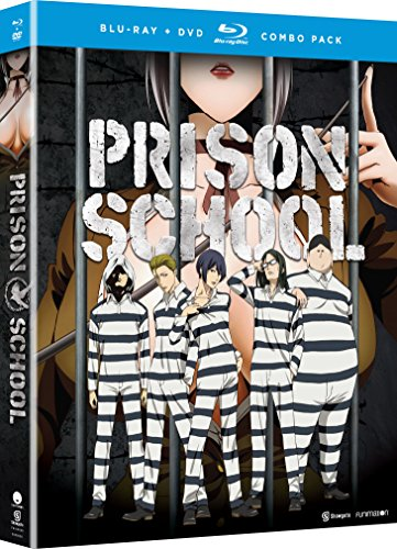 Prison School: The Complete Series [Blu-ray]
