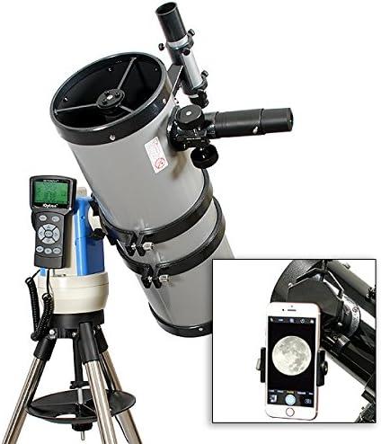 plata 6 iOptron controlados por ordenador con telescopio universal adaptador de cámara de smartphone: Amazon.es: Electrónica