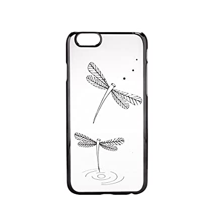 coque iphone 6 libellule