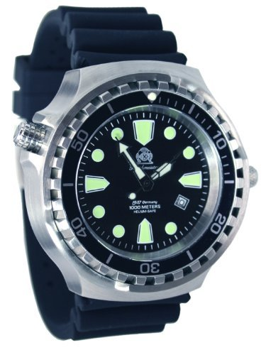 mori automatic entry ventus one m level brass diver watches five diving under plus
