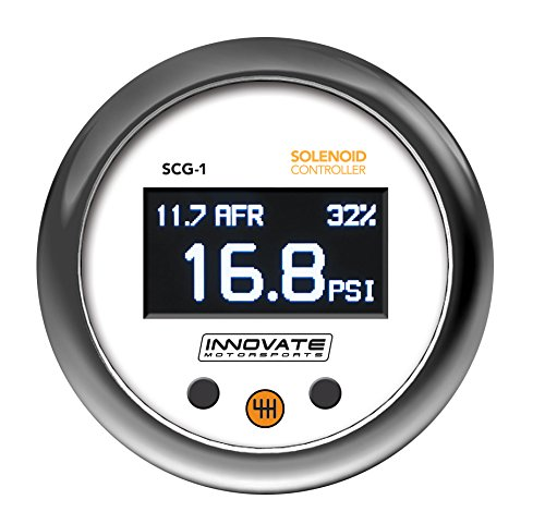 Innovate Motorsports (3882 SCG-1 Solenoid Boost Controller and Air/Fuel Ratio Gauge Kit by Innovate Motorsports (Image #2)