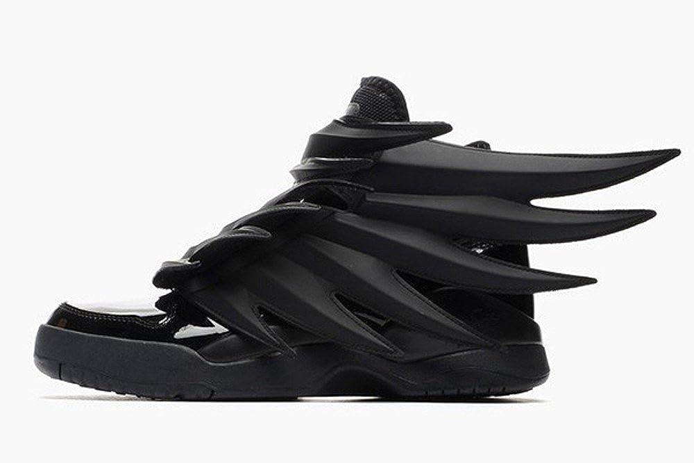 online store 54576 c7710 Amazon.com   adidas Jeremy Scott 3.0 Wings Men s Shoes Dark Knight D66468,  5.5   Fashion Sneakers