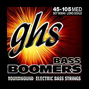 Ele.Bass Boomers Medium 45-105