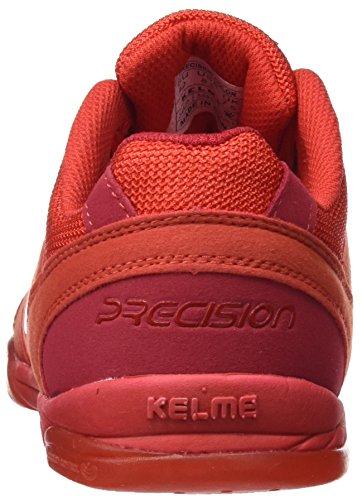 Kelme Herren Precision Color Sneakers Rot (Red)