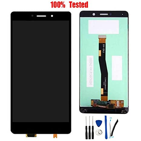 SOMEFUN Full LCD + TP Replacement for Huawei Honor 6X BLN-AL10 BLN-L24  BLN-L21 BLN-L22 Display Touch Screen digitizer Glass Panel Assembly Black