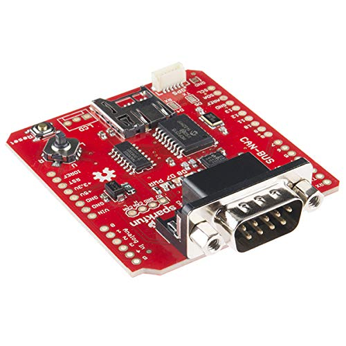 CAN-BUS Shield Sparkfun para Arduino