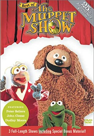 Amazon com: Best of the Muppet Show: Vol  4 (Peter Sellers