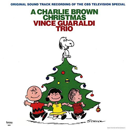 Christmas Classical Album - A Charlie Brown Christmas [Green Vinyl]
