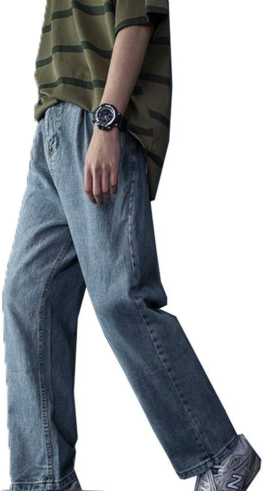 ダメージ ジーンズ メンズ ゆったり ワイドバギーパンツ テーパード デニムパンツ ゆったり タック入り ワイドバギーデニム 楽ちん ウエストゴム メンズ デニムパンツ メンズ テーパードパンツ デニム パンツ