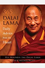 365 Dalai Lama: Daily Advice from the Heart Paperback