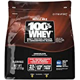 CytoSport 100% Whey Protein Powder Isolate & Concentrate Blend, 6 Lb. (Chocolate)