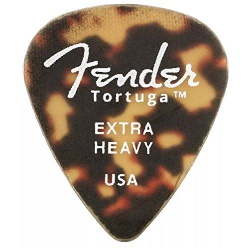guitar picks fender heavy - 7