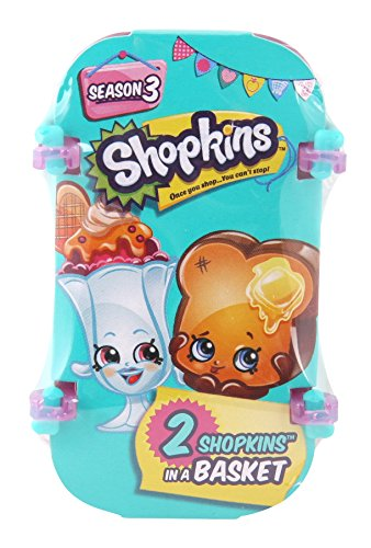Shopkins toys 2 pack, season 2 - 7