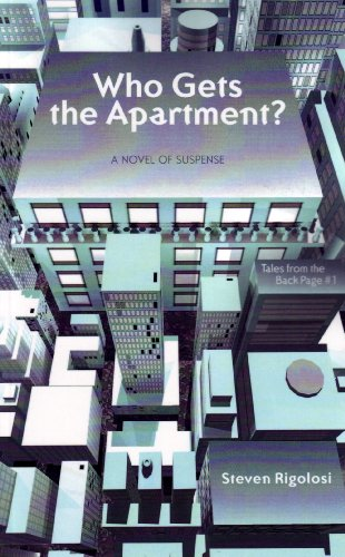 Who Gets the Apartment? (Tales from the Back Page Book 1)